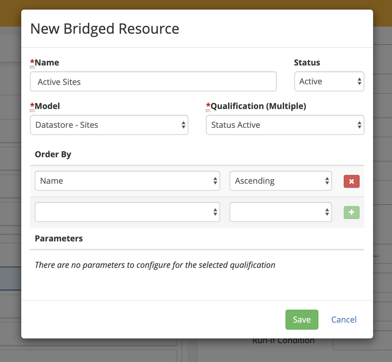 V5 Bridged Resourc Sites