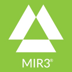 MIR3 Integrations logo