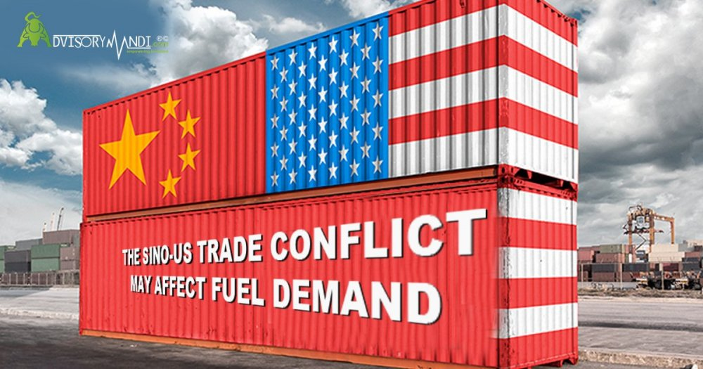 The Sino-US Trade Conflict may affect Fuel Demand.jpg