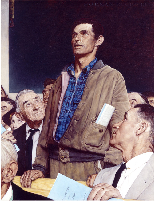 Normn Rockwell 4 freedoms.PNG