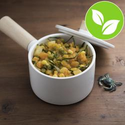 Vegetarier charquicán