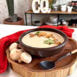मशरूम सूप की क्रीम
