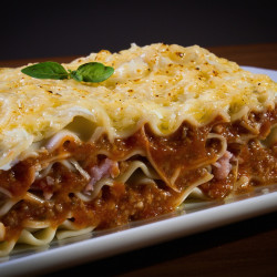 Meat lasagna (thermomix_