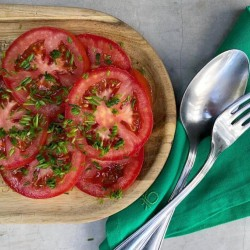 Tomaat scallion