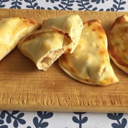 Aji de gallina empanadas