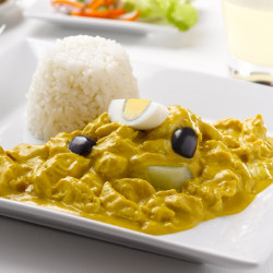 "Aji de gallina ""thermomix"""