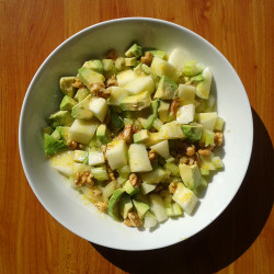 Avocado nut sellerie