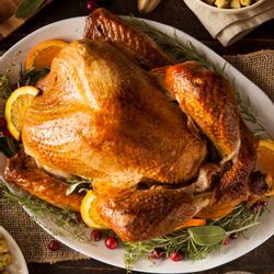 Christmas turkije stuffing
