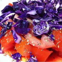 Purple koal mei tomaat kids