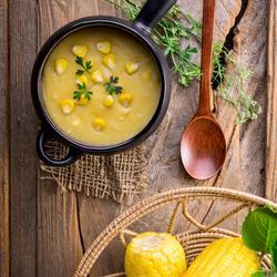 Maissuppe kinder