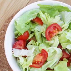 Plant letys tomato