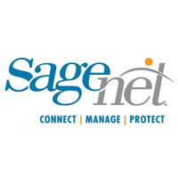 SageNet logo