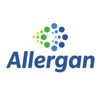 Allergan, plc logo