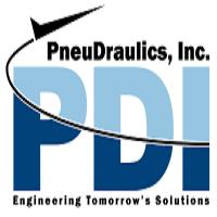 PneuDraulics, Inc logo