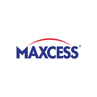 Maxcess, International logo