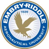 EmbryRiddle Aeronautical University logo