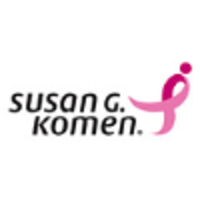 SUSAN G. KOMEN   (Headquarters) logo