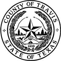 Travis County Criminal Justice Center logo