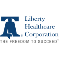 LIBERTY HEALTHCARE Management logo