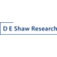 D E Shaw Research