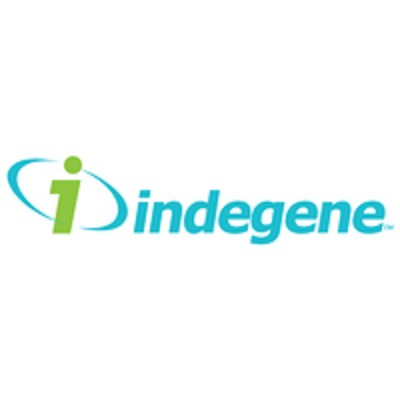 Indegene logo
