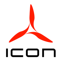 ICON Aircraft, CA logo