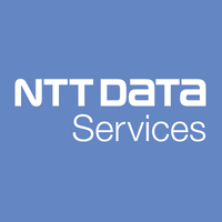 NTT DATA  Services logo