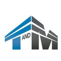 T&M Associates logo