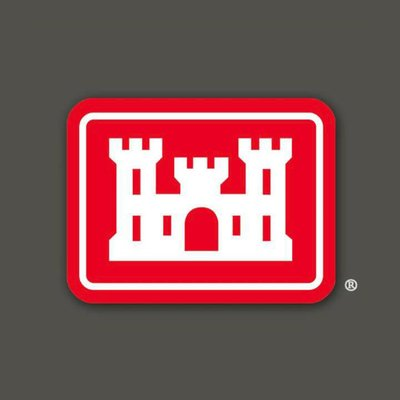 US ARMY CORP OF ENGINEERS logo