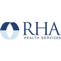 RHA Health Services logo