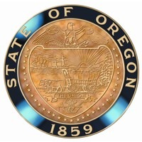 State of Oregon logo
