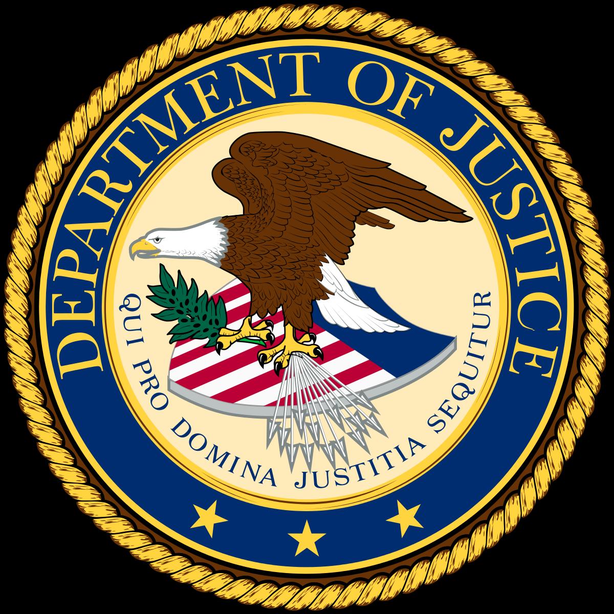U.S. Department of Justice