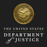 U.S. Department of Justice logo