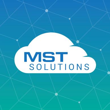 MST Solutions logo