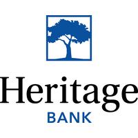 The Heritage Bank logo