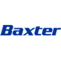 Baxter Healthcare logo