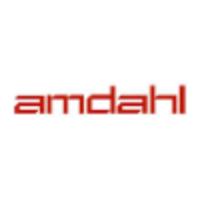 Amdahl Corp logo