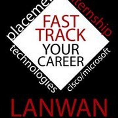 LANWAN Professional logo