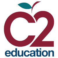 C2 Education logo