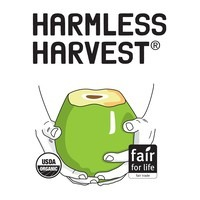 Harmless Harvest Coconut Water logo