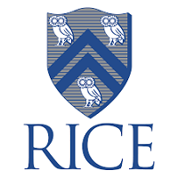 Rice University at Houston logo