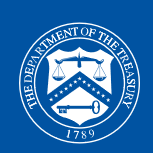 Department of the Treasury logo