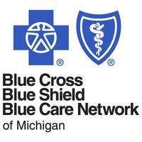 Blue Cross Blue Shield Michigan logo
