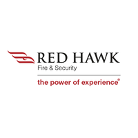 Red Hawk Security Systems logo