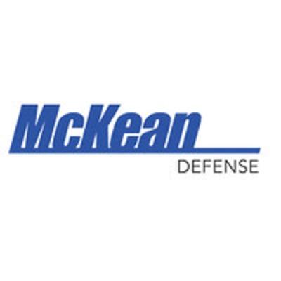 McKean Defense Group logo
