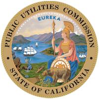 Public Utilities Commission logo
