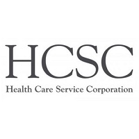 HCSC- Blue Cross Blue Shield of Illinois logo