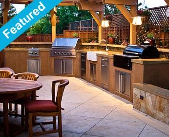 Top Outdoor Kitchen Contractors | Tampa Contractor Network