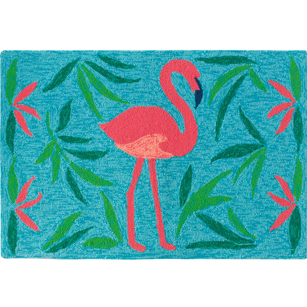 Fancy Flamingo Rug image 3