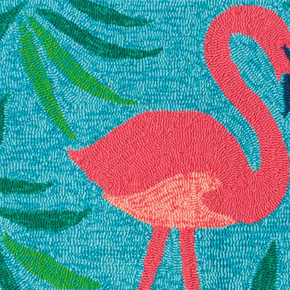 Fancy Flamingo Rug image 4